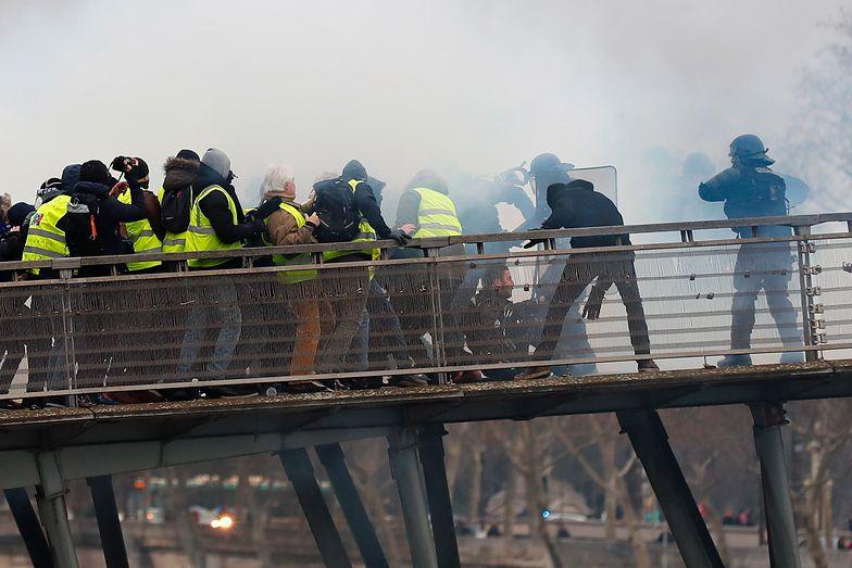 Starcia w Paryżu