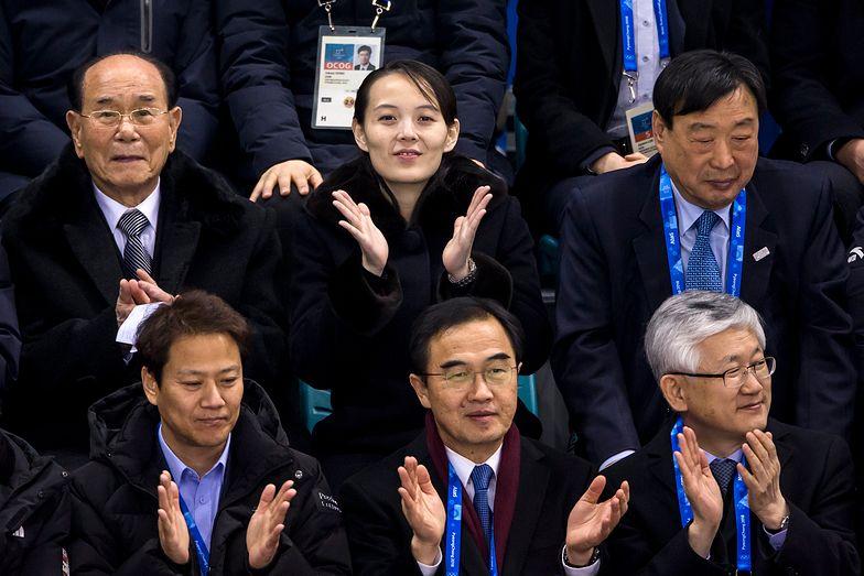 Siostra Kim Dzong Una w ciąży. Wyciekła tajemnica komunistów z Północy