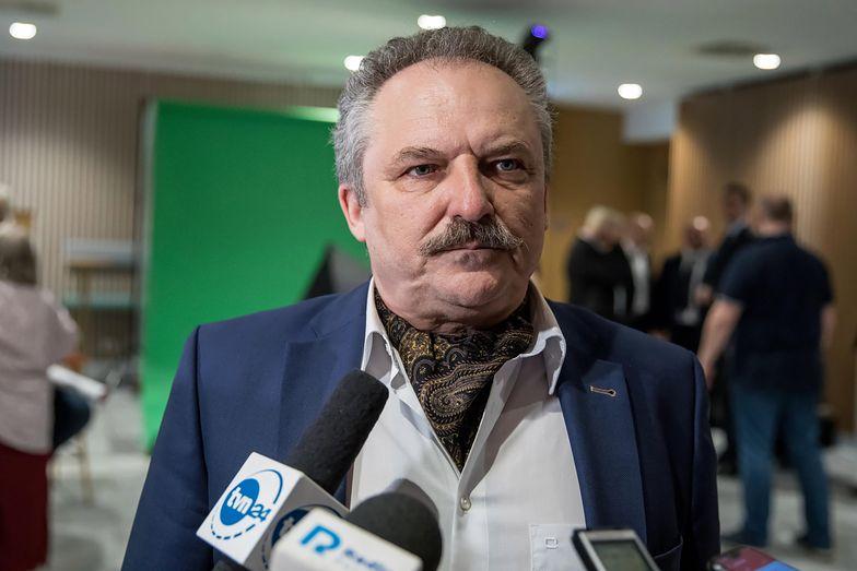 Marek Jakubiak krytycznie wypowiedział się o wyniku wyborczym Pawła Kukiza
