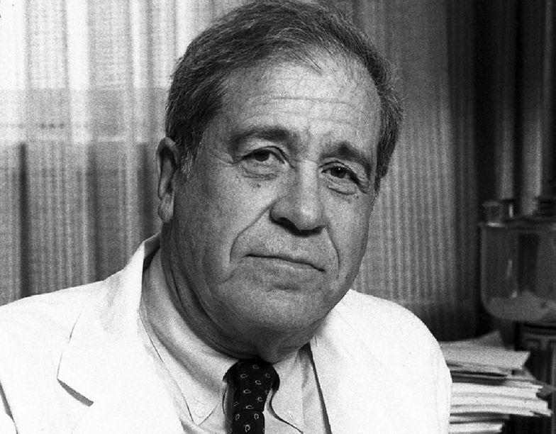 Zrewolucjonizował leczenie raka piersi. W wieku 101 lat zmarł Bernard Fisher