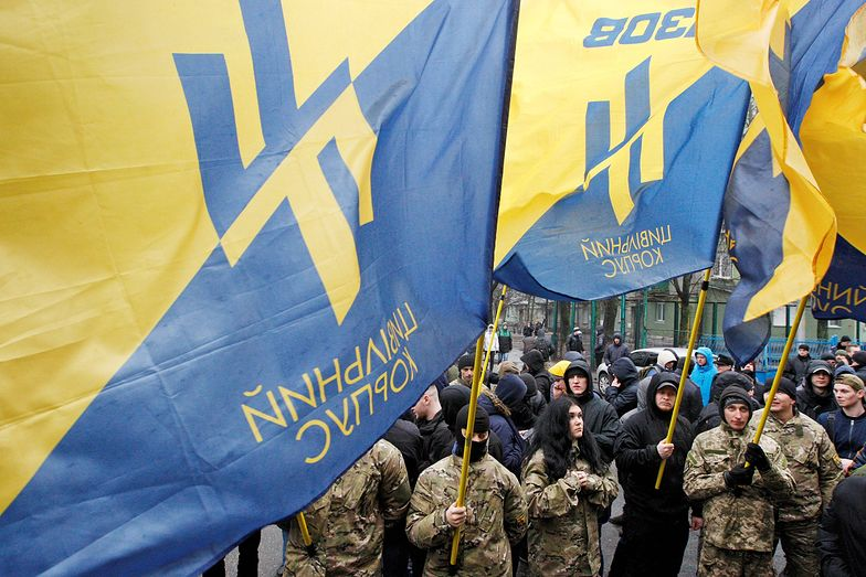 Są zarzuty, że Polacy szkolili ukraińskich nacjonalistów. Firma z Wrocławia odpowiedziała