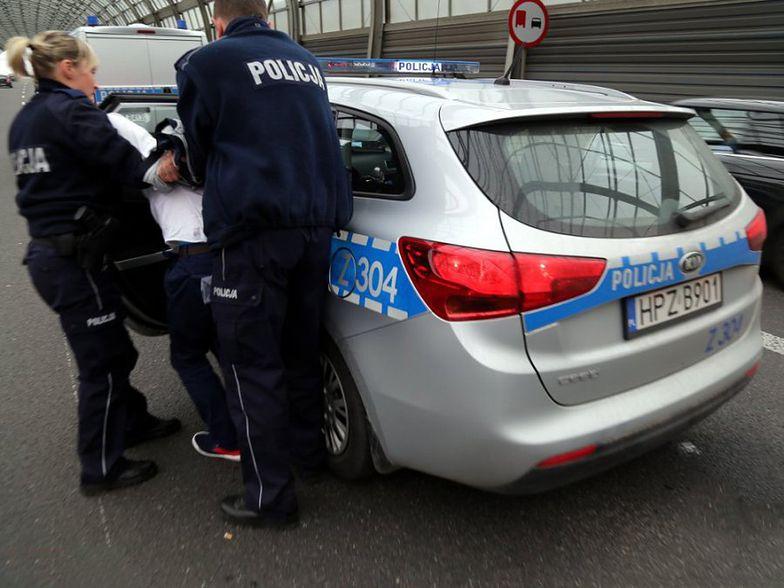 Udana interwencja policji