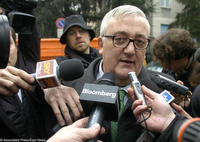 Mario Borghezio jest pod wrażeniem polskiego rządu