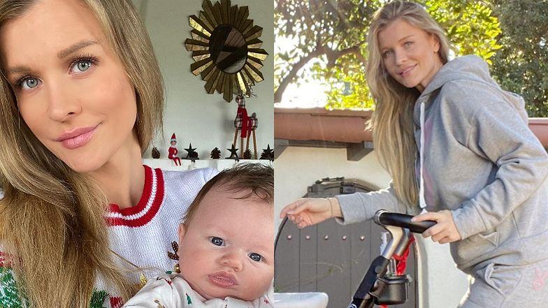 Joanna Krupa kupiła wózek dla córki za 4,5 tysiąca złotych (FOTO)