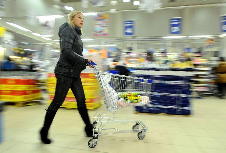 Zakupy w listopadzie były droższe niż miesiąc wcześniej