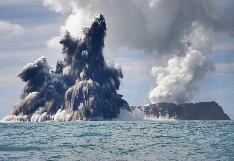 18 dni erupcji wulkanu. Osłupieli, gdy opadł popiół