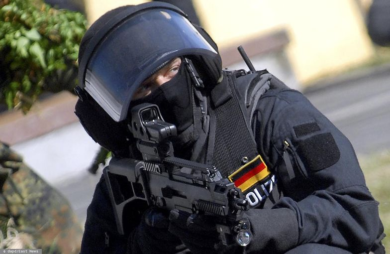 Berlin: aresztowanie niedoszłego zamachowca. To 37-letni Syryjczyk, planował podłożenie bomby