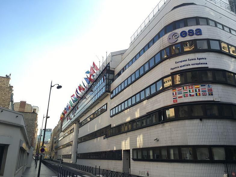 Europejska Agencja Kosmiczna wybrała Polkę na wiceszofową