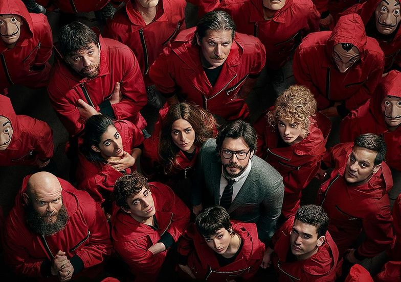 """""""Dom z papieru"""". Netflix już udostępnił 4. sezon"""