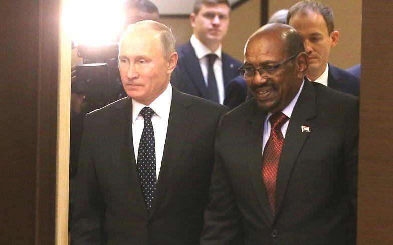 Walizki dyktatora Sudanu kryły miliony euro. Omar Baszir rozpracowany