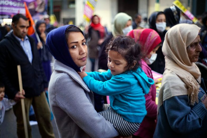 Dania sama zdecyduje ilu przyjmie uchodźców