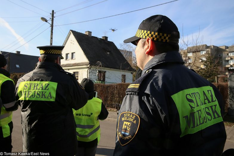 Trwają rozmowy rządu z samorządami w sprawie dodatkowych uprawnień dla straży miejskich