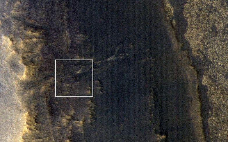 Dziwny widok na powierzchni Marsa. NASA znalazła coś, czego szukano od dawna