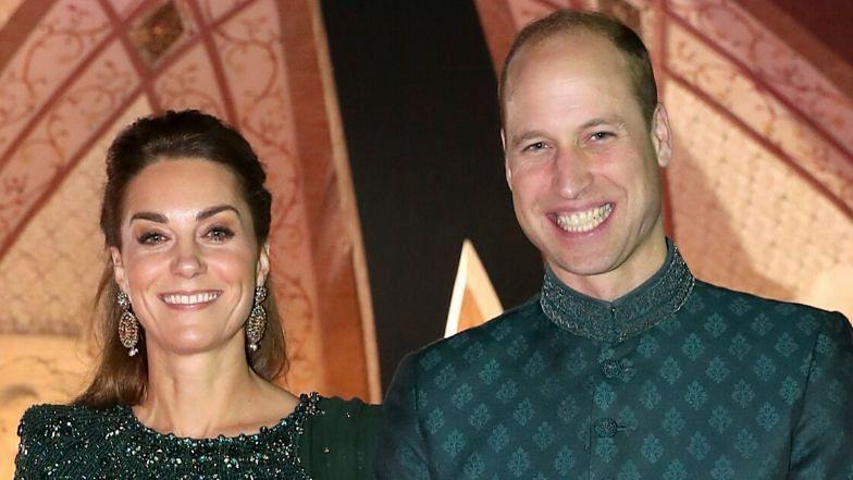"""Dziwna reakcja Kate Middleton na dotyk męża to efekt dworskiej etykiety? """"Chciała zachować profesjonalizm"""""""