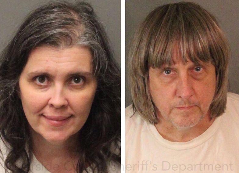 Rodzice z Kalifornii skazani po donosie córki. Sąd nie miał litości