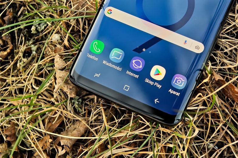Uważaj na oszustwo z Samsung Galaxy S9