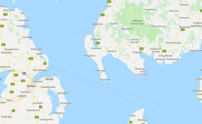 Most ze Szkocji do Irlandii Północnej. Eksperci alarmują: Na dnie czai się śmierć