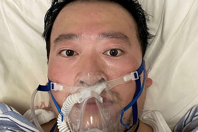 Koronawirus. Lekarz, który go odkrył zostawił szokującą wiadomość