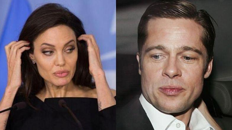 """Angelina Jolie MŚCI SIĘ na byłym mężu? Tabloid twierdzi, że Brad Pitt jest """"torturowany psychicznie"""""""