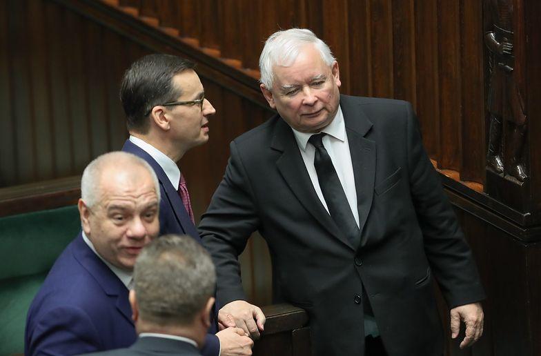 jarosław kaczyński pis tomasz zimoch