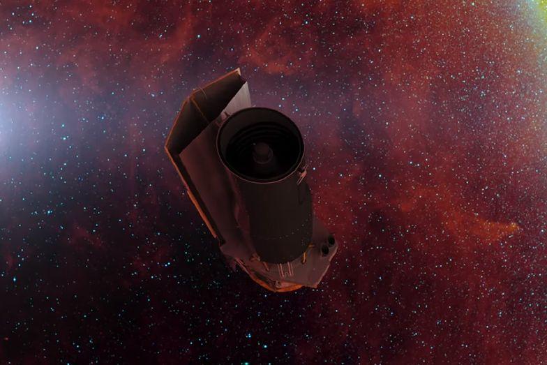 NASA straciła teleskop. Koniec Kosmicznego Teleskopu Spitzera