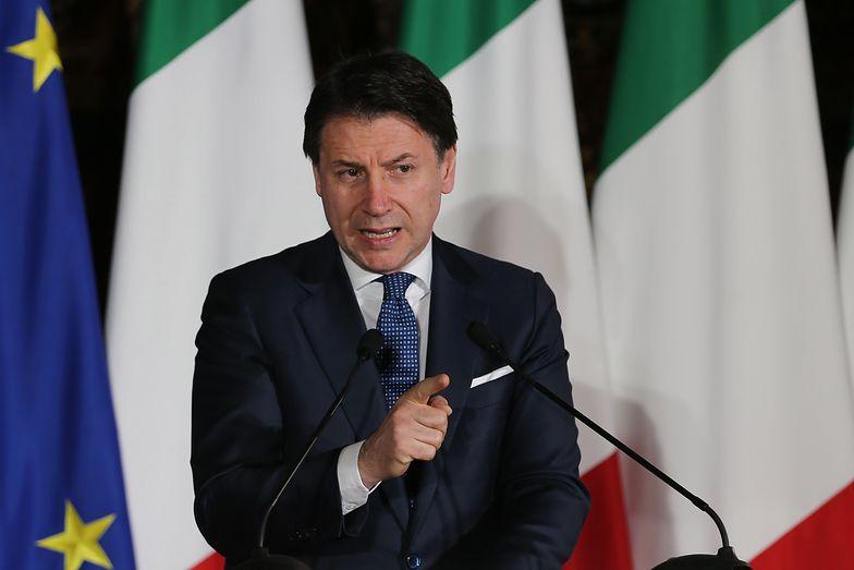 """Premier Włoch ostrzega przed rozpadem Unii Europejskiej. Powodem może być """"koronakryzys"""""""