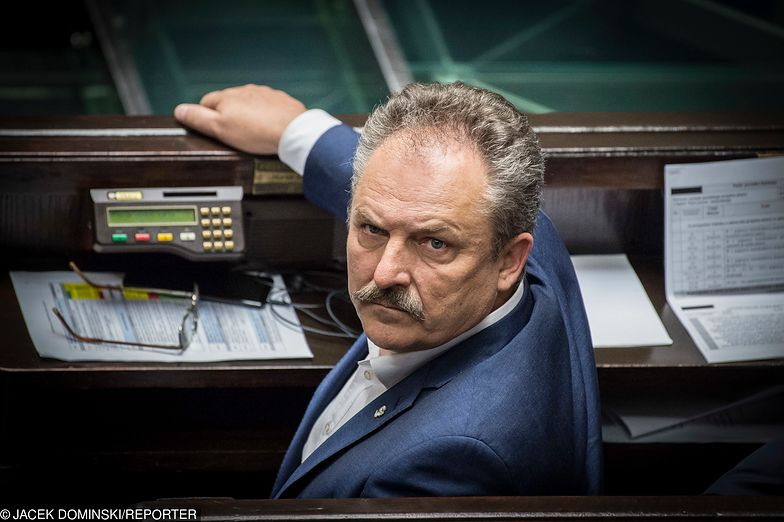 Marek Jakubiak, wiceprzewodniczący klubu poselskiego Kukiz'15