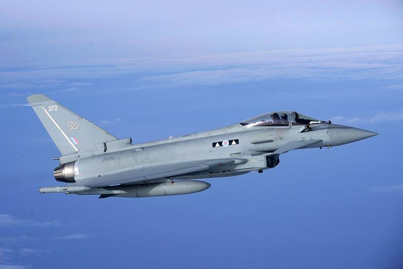 RAF poderwał samoloty. Doniesienia o rosyjskich bombowcach