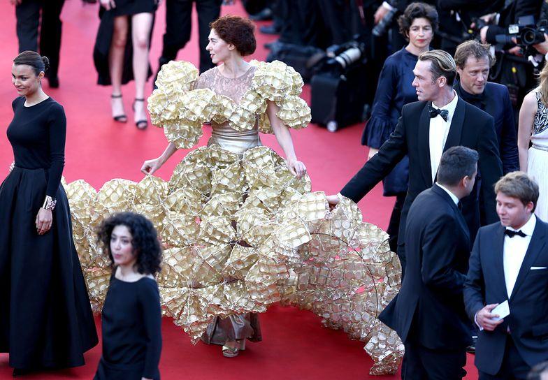 Larisa Katz (Cannes, 2013)