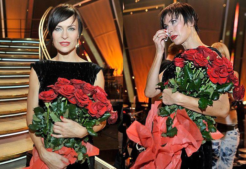 Danuta Stenka skończyła 55 lat!