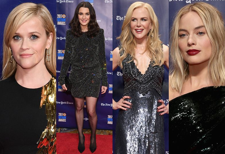 Reese Witherspoon, Rachel Weisz, Nicole Kidman i Margot Robbie