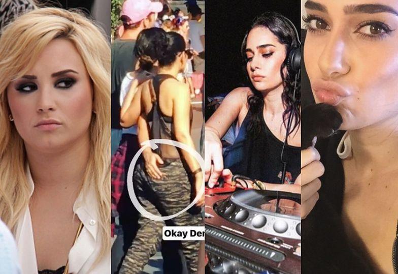 Tak wygląda NOWA DZIEWCZYNA Demi Lovato?