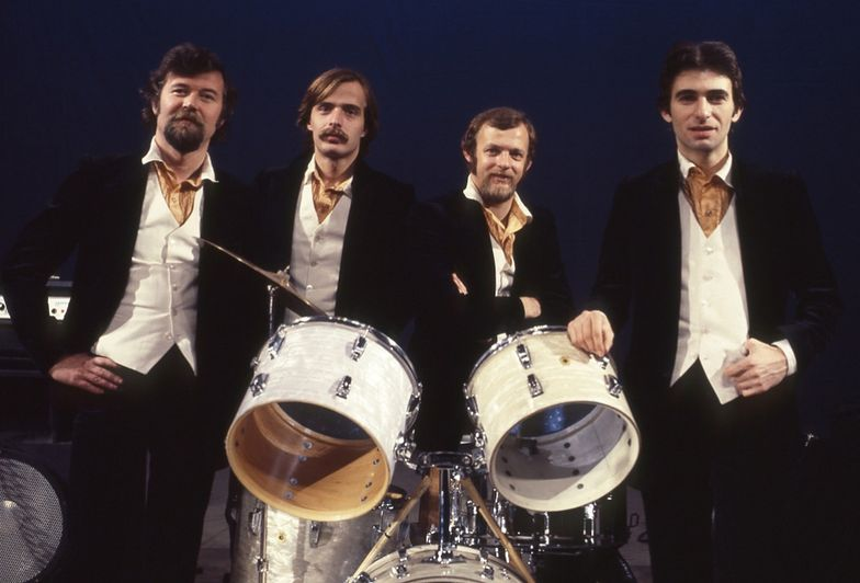 Czerwone Gitary w latach 70.