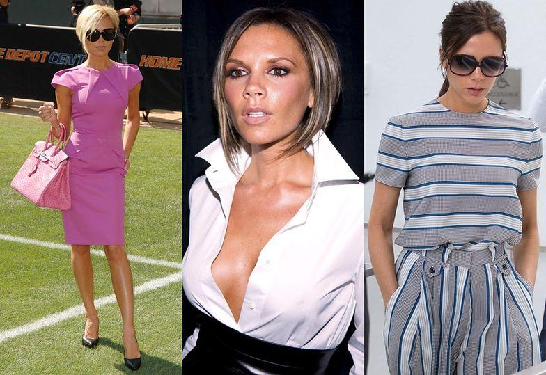 Victoria Beckham - żona Davida Beckhama