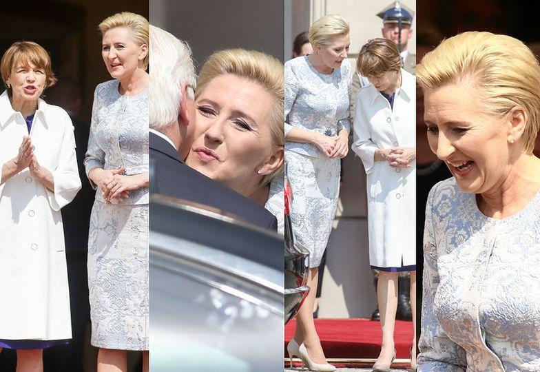 Wizyta prezydenta Niemiec w Warszawie