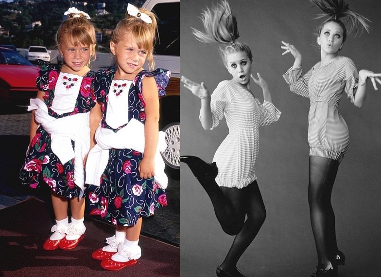 Ashley i Mary-Kate Olsen
