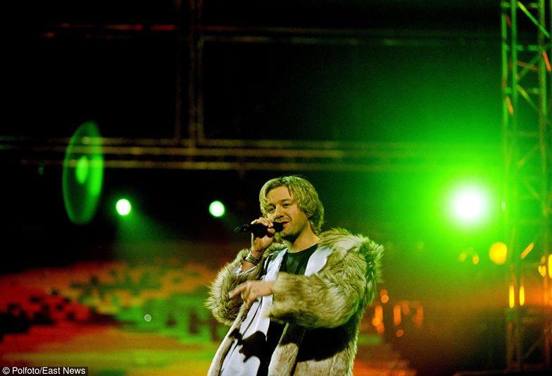 """Kopenhaga, 2001 - Andrzej """"Piasek"""" Piaseczny, 20. miejsce"""