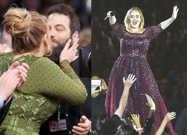 """Adele potwierdza: """"Jestem teraz mężatką. Znalazłam moją połówkę"""""""