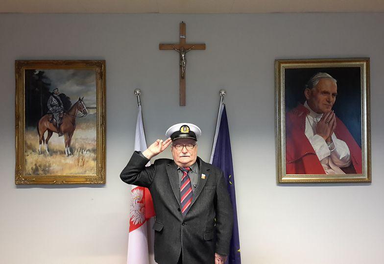 Najlepsze zdjęcia Lecha Wałęsy...