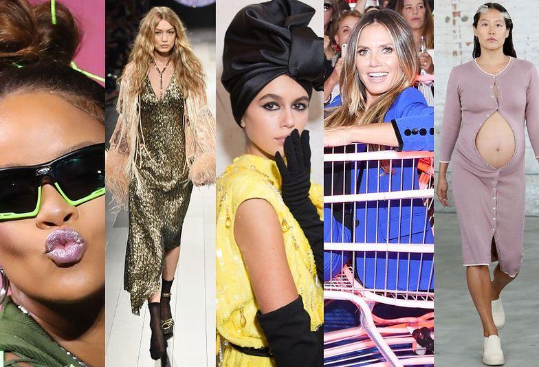 Tak wyglądał tydzień mody w Nowym Jorku
