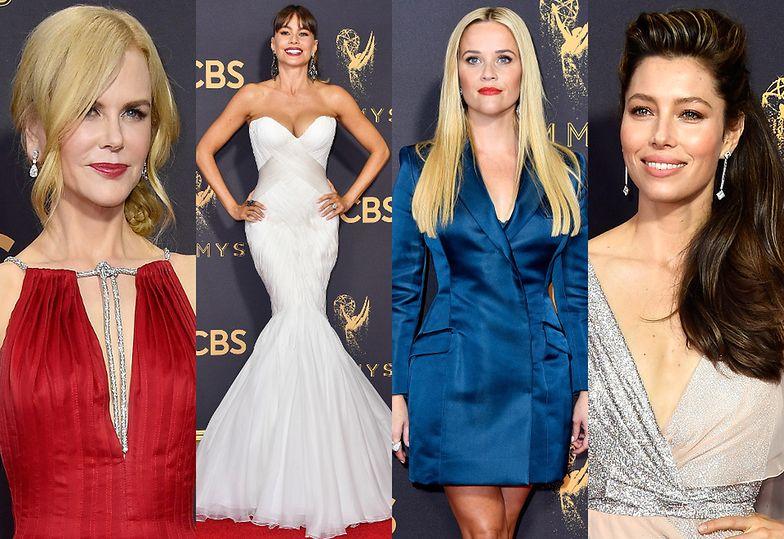 Nicole Kidman, Sofia Vergara, Reese Witherspoon i Jessica Biel