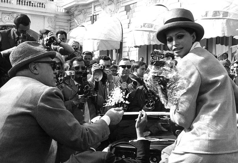 Sophia Loren i Carlo Ponti (1964)