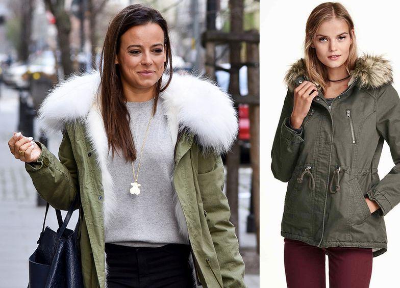 Kurtka Ani Muchy vs. H&M za 199 złotych