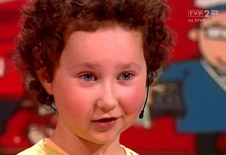 """Jadzia Nalepa była jedną z uczestniczek programu """"Duże dzieci"""""""