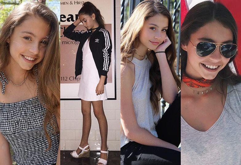 Carys Zeta Douglas - 14-letnia córka Catherine Zety-Jones i Michaela Douglasa