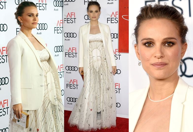 Natalie Portman w Dior
