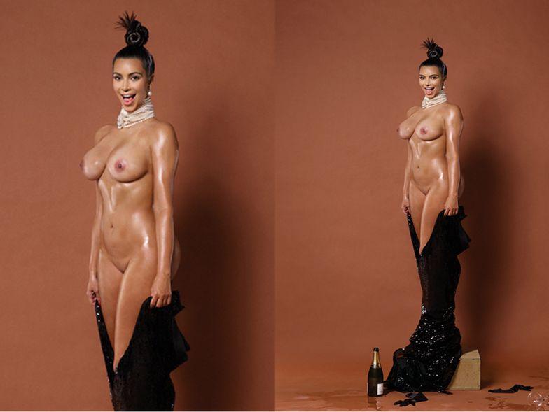 Artistically nude editorials