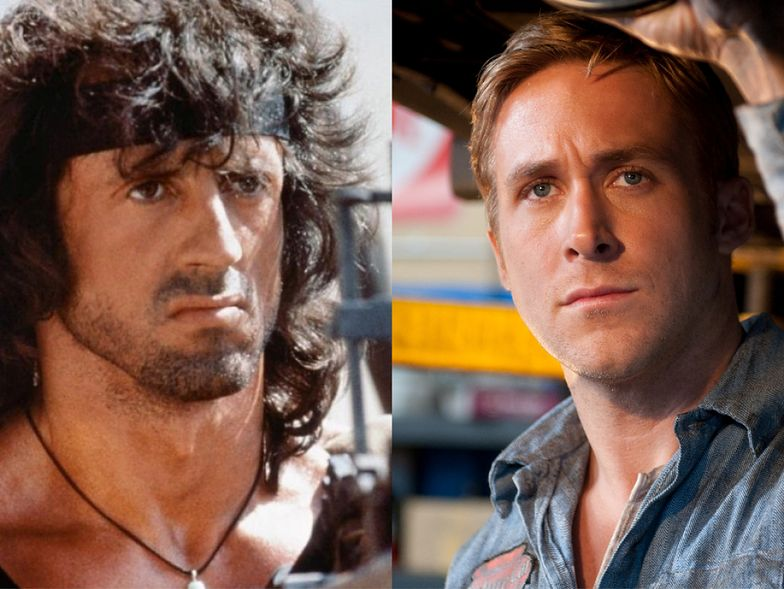 Ryan Gosling i...Rambo