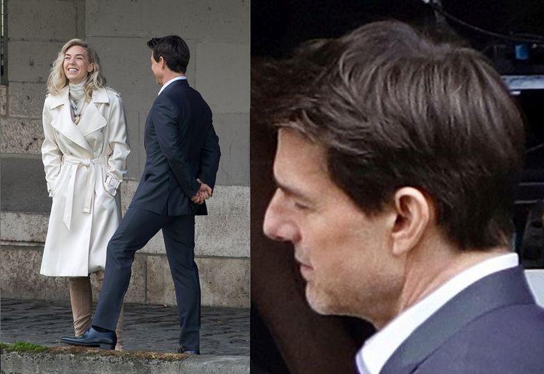 Tom Cruise flirtuje z Vanessą Kirby