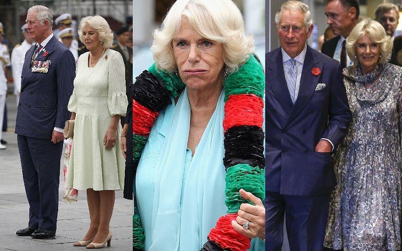 Camilla i Karol wizytują Azję